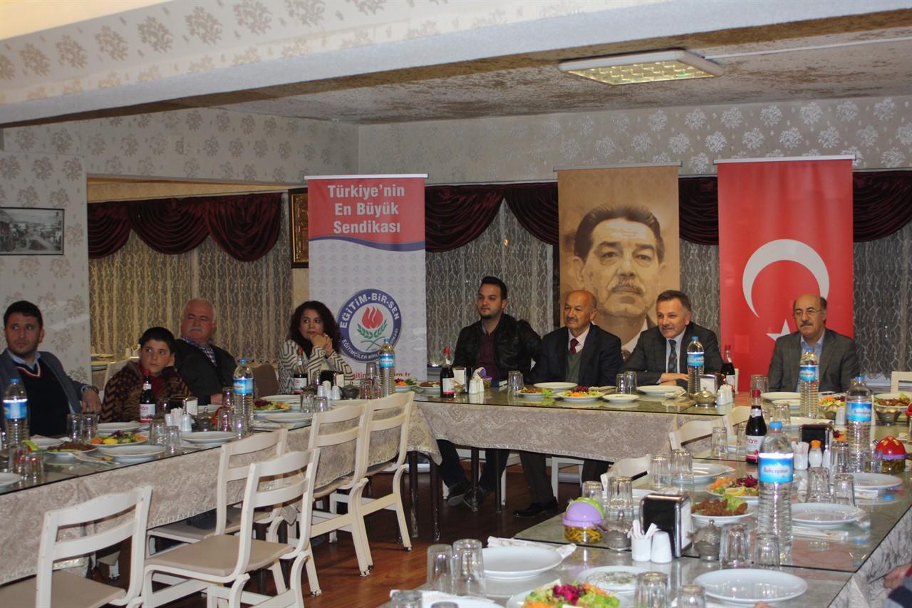 İşyeri Temsilcileri Sendikal Eğitim Programı gerçekleştirildi